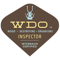 InterNACHI Certified Wood Destroying Organisms Inspector